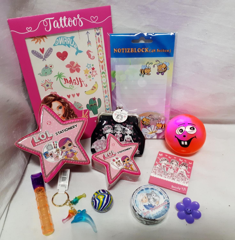 101307 Spielsachen Set 12tlg. für Mädchen