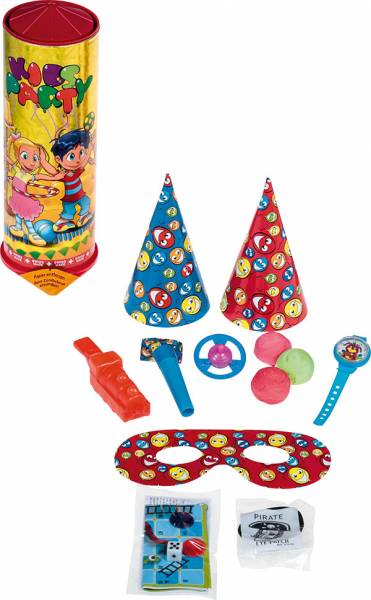 170032 Tischfeuerwerk Kids Party Megatischbombe, Kat.F1