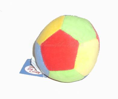 240170 VELOURSBALL MIT RASSEL