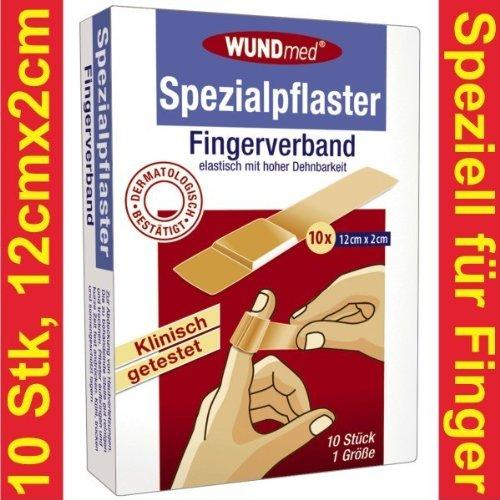 240245 SPEZIALPFLASTER 10ER FINGERVERBAND